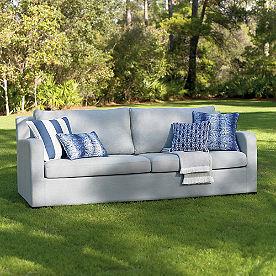 Glen Arbor Upholstered Outdoor Sofa