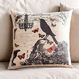 Fright Hollow Pillow