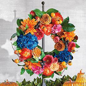 Autumn Radiance Wreath