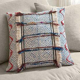 Bodega Tufted Rail Pillow