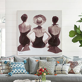 Bathing Beauties Wall Art