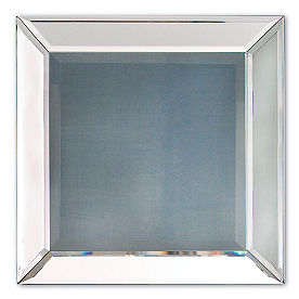 Beveled Glass Mirror