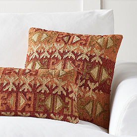 Kader Kilim Throw Pillow