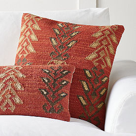 Mersin Kilim Throw Pillow