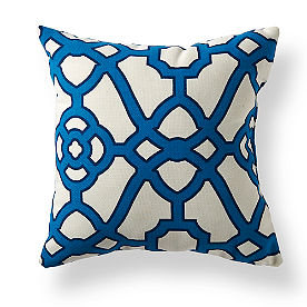 Charlotte Outdoor Throw Pillow