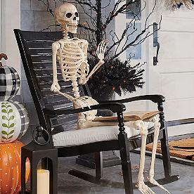 5' Skeleton Figure