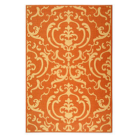 Medallion Outdoor Area Rug