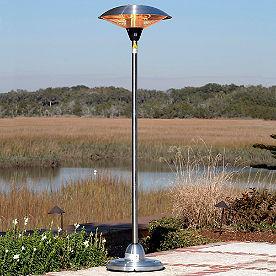 Round Halogen Patio Heater