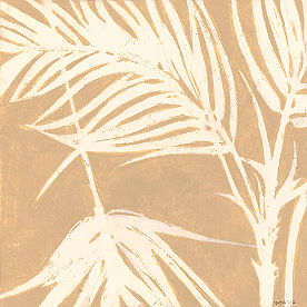White-washed Botanicals II Wall Art