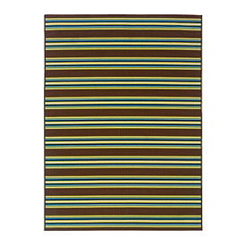 Cayman Stripe Outdoor Rug