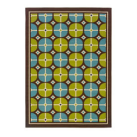 Cayman Tile Outdoor Rug