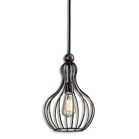 Bourret Pendant Light
