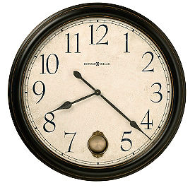 Glenwood Falls Wall Clock by Howard Miller