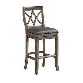 Ethan Swivel Bar Stool