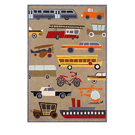 Transportation Area Rug