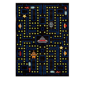 Space Maze Rug Area Rug