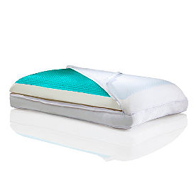 3-in-1 Reversible Pillow with Gel