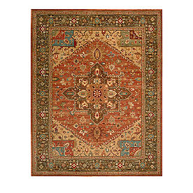 Living Treasures Rug