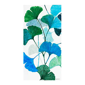 Cool Gingko Wall Art