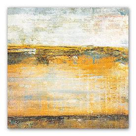Golden Horizon Wall Art