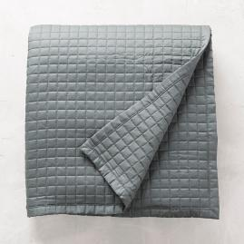 Bamboo from Rayon Quilted Coverlet