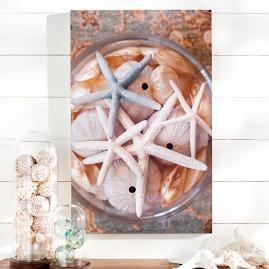 Layered Starfish Artwork