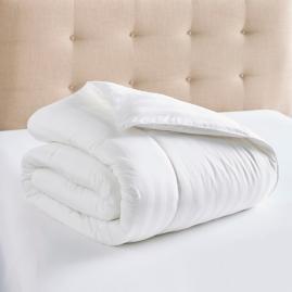 Damask Stripe Down Alternative Comforter |