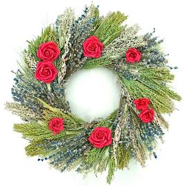 French Renaissance Wreath