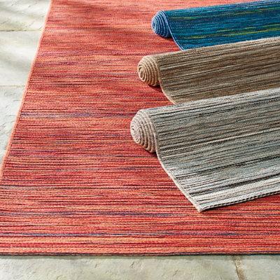 Mildew resistant patio rug grandin road for Water resistant outdoor rug