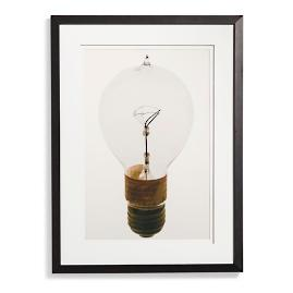 Edison Bulb Artwork II