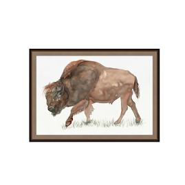 Range Buffalo Artwork