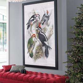 Les Oiseaux Artwork |
