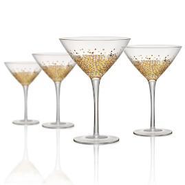Ambrosia Martini Glasses, Set of Four