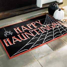 Happy Hauntings Mat |