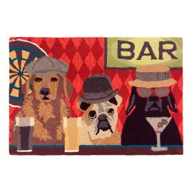 Bar Patrol Mat