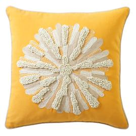 Asters Throw Pillow |