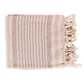 Treasure Striped Throw