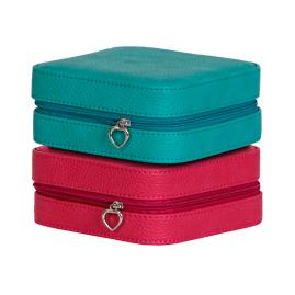 Josette Faux Leather Jewelry Case |
