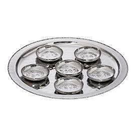 Beaded Seder Plate