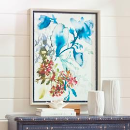 Floral Medley II Wall Art |