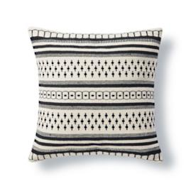 Multi stripe Pillow from Magnolia Home by Joanna