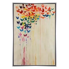 Orchid Spectrum II Wall Art |