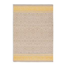 Magnolia Home Emmie Kay Rug in Grey and