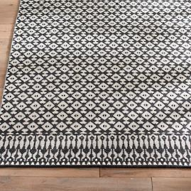 Magnolia Home Emmie Kay Rug in Ivory and