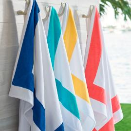 Corsica Beach Towel