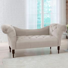 Blanche Tufted Chaise