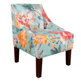 Painted Petal Chair