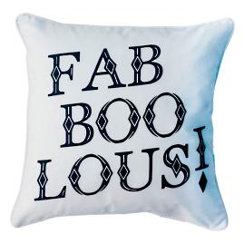 Fab Boo Lous Pillow