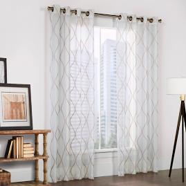 Crystal Curtain Panel