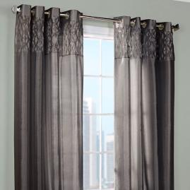 Emmanuel Smocked Curtain Panel